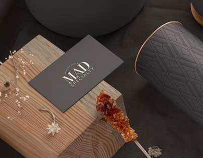 MAD Specialty   Branding