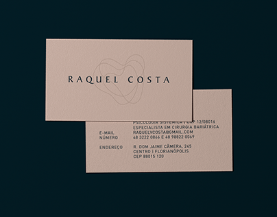 Raquel Costa | Visual Identity