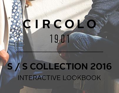 Circolo 1901 - S/S 2016 - INTERACTIVE LOOKBOOK