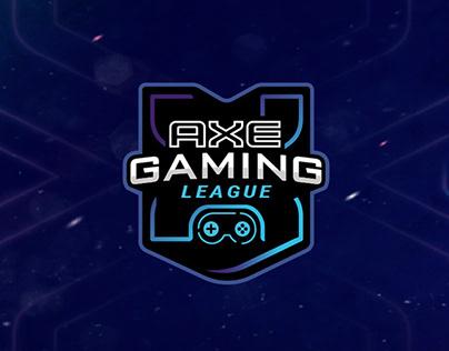 AXE Gaming League Branding