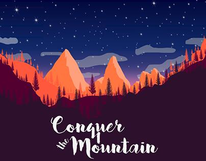 Conquer the Mountain