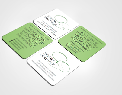 Identity for Skip the Small Talk