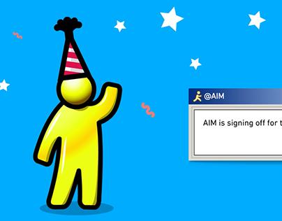 Goodbye, AIM!