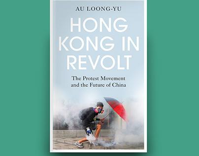 Hong Kong in Revolt book cover