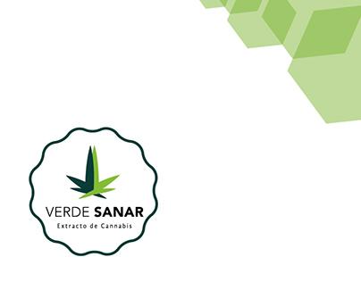 Identidad, Verde Sanar. como producto medicinal.