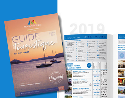 TOURISME MEMPHRÉMAGOG - Tourist Guide