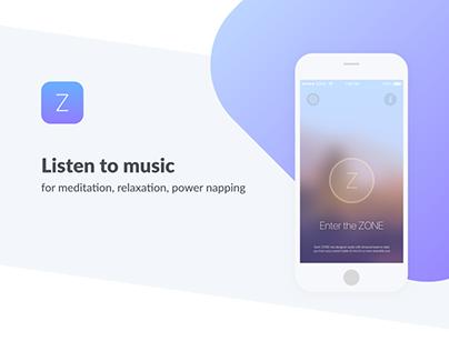 ZONE - iOS App
