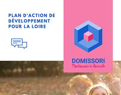 DOMISSORI Plan d'action de développement pour la Loire