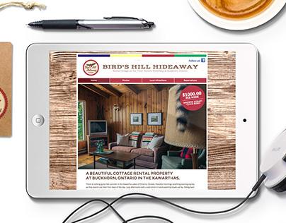 WEBSITE: Bird's Hill Hideaway