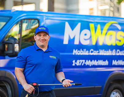 MeWash Branding