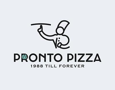 Pronto Pizza NYC