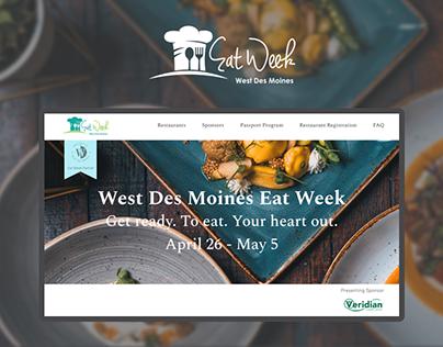 WDM Eat Week | Website