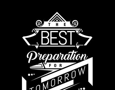 Best Preparation by Jackson Brown Jr.