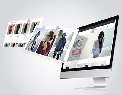 Sviluppo Website Vanity Fashion