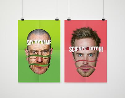 Posters - Breaking Bad