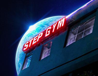 Step Gym - Social Media