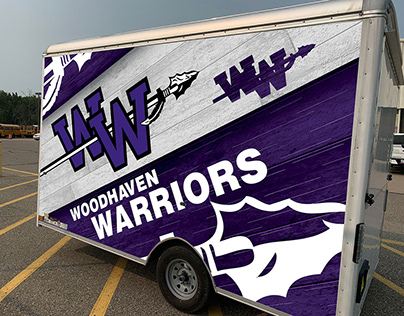 Woodhaven Concessions Trailer