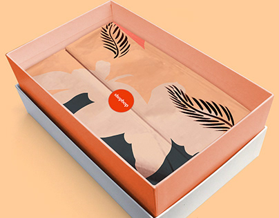 Shopbop Packaging Design
