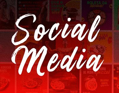 Design para Social Media Diversos
