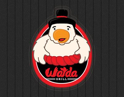 Watda Grill Restaurant Brand Design