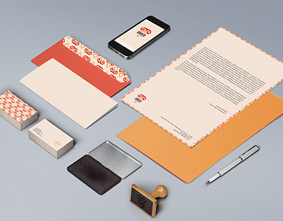Anber TV, Food Channel Corporate Identity