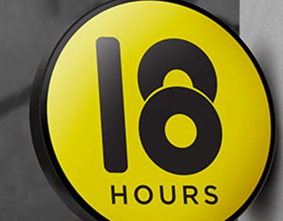 18 HOURS Branding