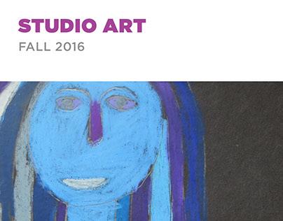 Morris Museum Studio Art Guide - Fall 2016