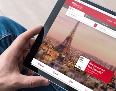 A new digital experience for Meridiana