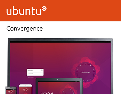 Ubuntu Mobile, Tablet and desktop convergence
