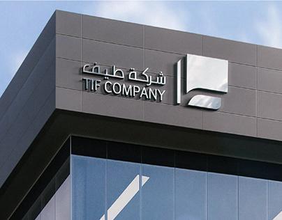 TIF Company | Branding