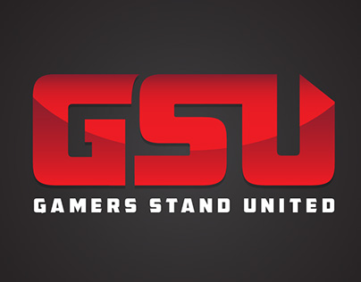 GAMERS STAND UNITED - Gamers Logo