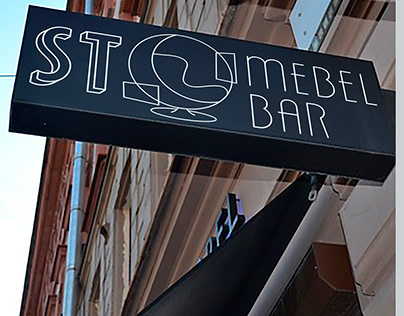 ST mebel bar