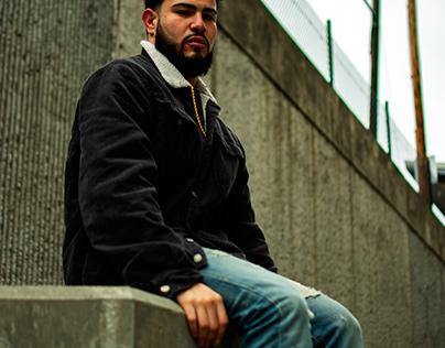 Maxo Pardo Album Release Photoshoot