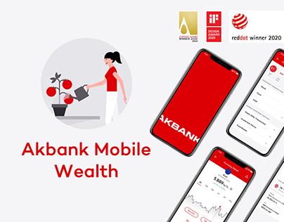 Akbank Mobile Wealth