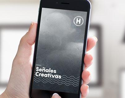 Branding Humo, Señales Creativas