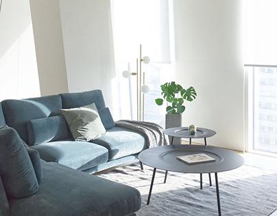 Złota 44 apartment