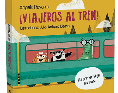 TRAVELERS TO THE TRAIN!