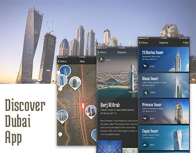 Discover the Most City Dubai app