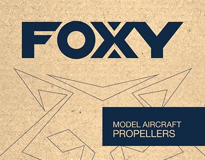 FOXY packaging