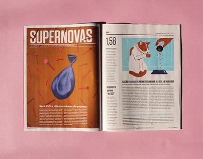 Supernovas 426