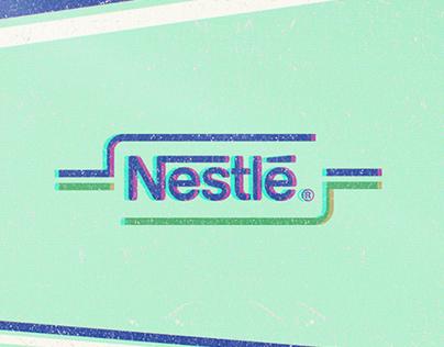 Nestlé · Pote Yoghurt Reciclable