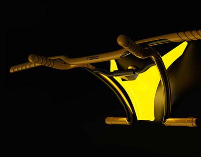 TORO: Minigimnasio lampara de pared