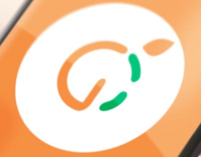 Логотип web-студии «Orange Green»