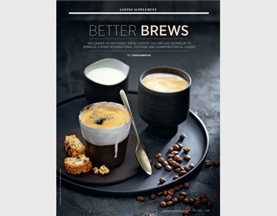 House and Leisure Coffee Supplement (July 2015)