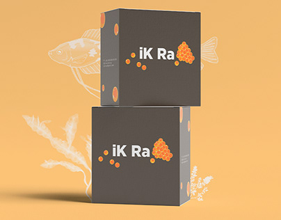 iK Ra branding