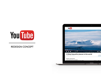 Youtube Redesign-Youtube再设计