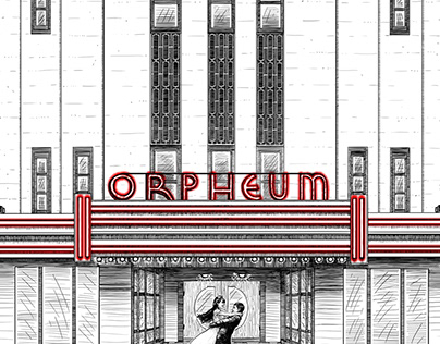 Orpheum Theater Revival Poster