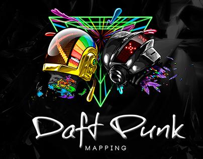 Mapping Daft Punk