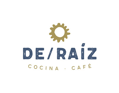 DE/RAÍZ • Brand development