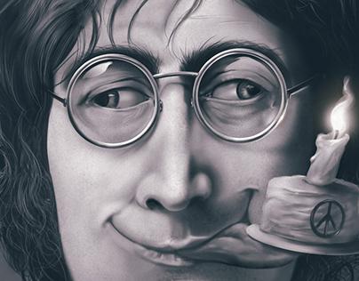 Happy 80's Sir John Lennon